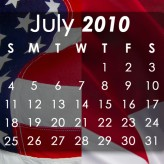 July Youth Calendar