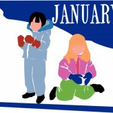 January Youth Calendar